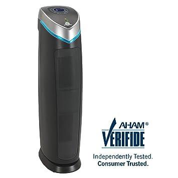 3228fefd4e4 Amazon.com  GermGuardian AC5250PT 3n1 True HEPA Filter Air Purifier ...
