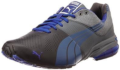5f71e2d47de1 Puma Men s Cell hiro DP Blk-Drk Shadow-Surf The Web Running Shoes ...