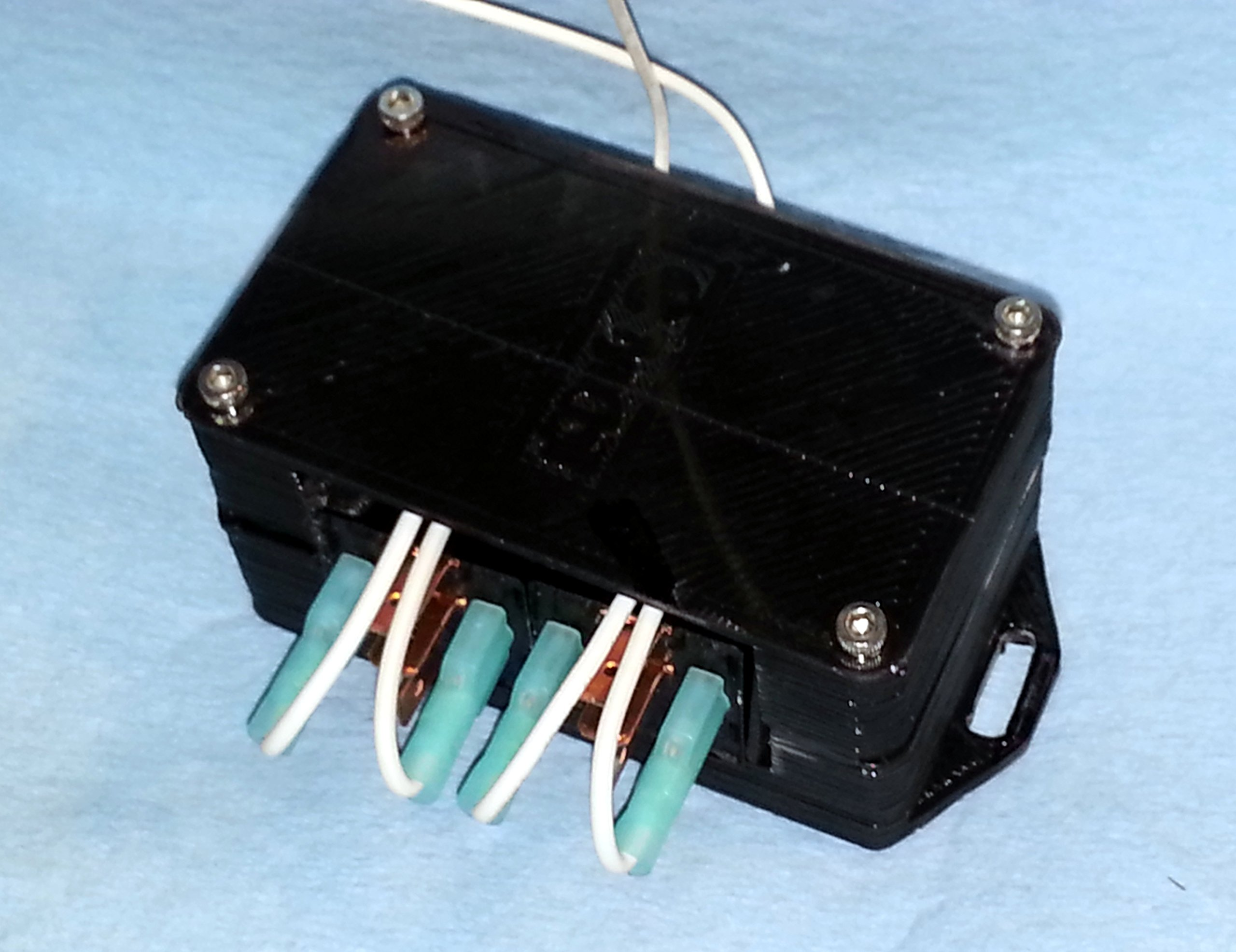 SBE Solar Tech Sun Tracker 12V Relay Booster Module with Enclosure