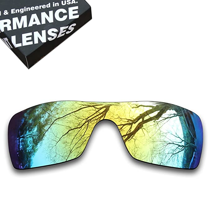 ffa9455d94a Image Unavailable. Image not available for. Color  ToughAsNails Polarized  Lens Replacement for Oakley ...