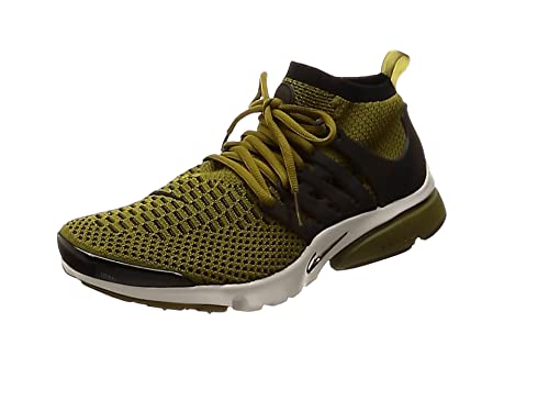new product c3820 2987a Nike Men s Air Presto Flyknit Ultra Sneakers Black Size  7