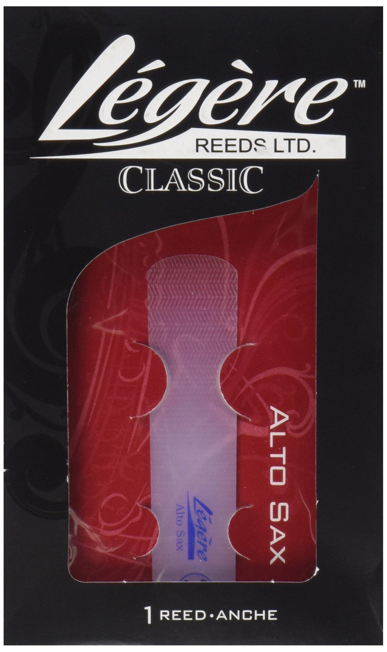 Legere AS2.25 Eb Alto Saxophone Standard Cut No. 2.25 Reed