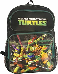 "Ninja Turtles Backpack 16"""