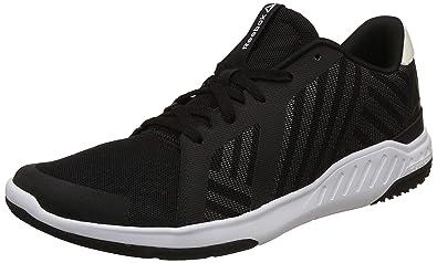 8e25e049ca2 Reebok Women s Everchill Tr 2.0 Black White Grey Multisport Training Shoes  - 5 UK
