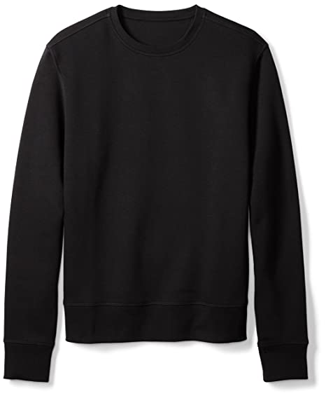 9d4f234bd7 Amazon.com: Amazon Essentials Men's Crewneck Fleece Sweatshirt: Clothing