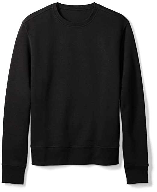 0c003a925bfde Amazon.com: Amazon Essentials Men's Crewneck Fleece Sweatshirt: Clothing