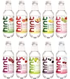 Hint Premium Essence Water 10 Flavors, 16 Ounce Bottles (Pack of 12)