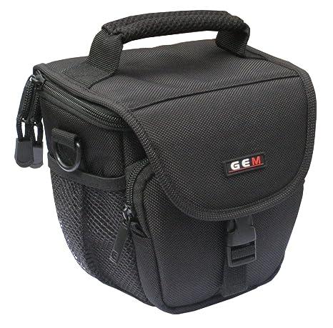 GEM N100178NCP510 Caja compacta Negro Estuche para cámara ...