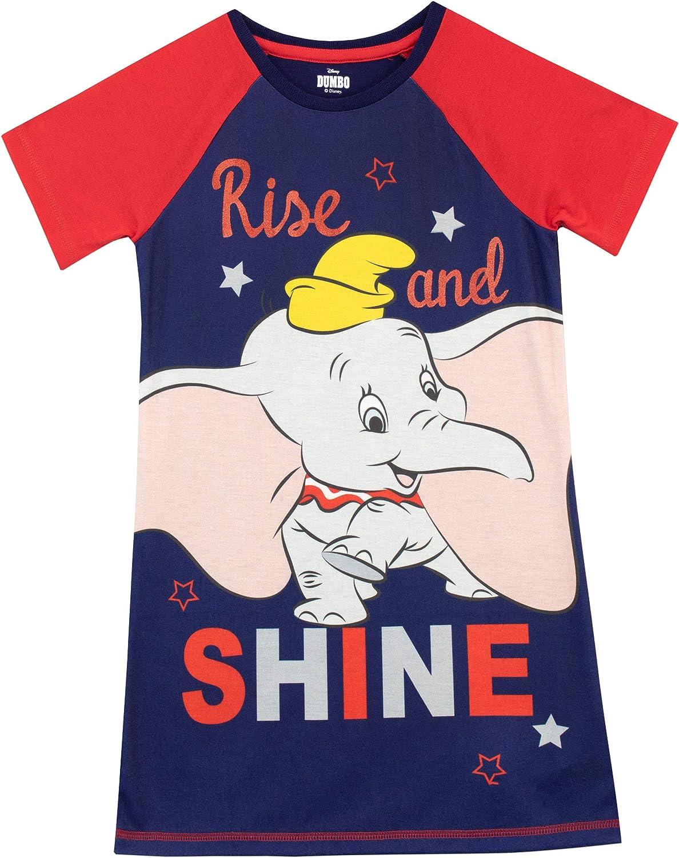 Disney Camicia da Notte delle Ragazze Dumbo