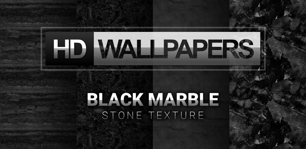 Hd Wallpapers Black Marble Stone Texture Amazon Ca Appstore