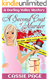 A Second Coat of Murder: A Darling Valley Cozy Mystery
