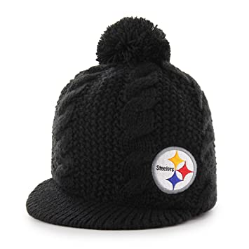 NFL Pittsburgh Steelers Female Krista OTS Knit Cap cf8fae8eb
