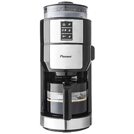 Mahlwerk Und Bestron Filterfunktion6 Mit Kaffeemaschine Tassen820 WattSchwarz MVqSzpGU