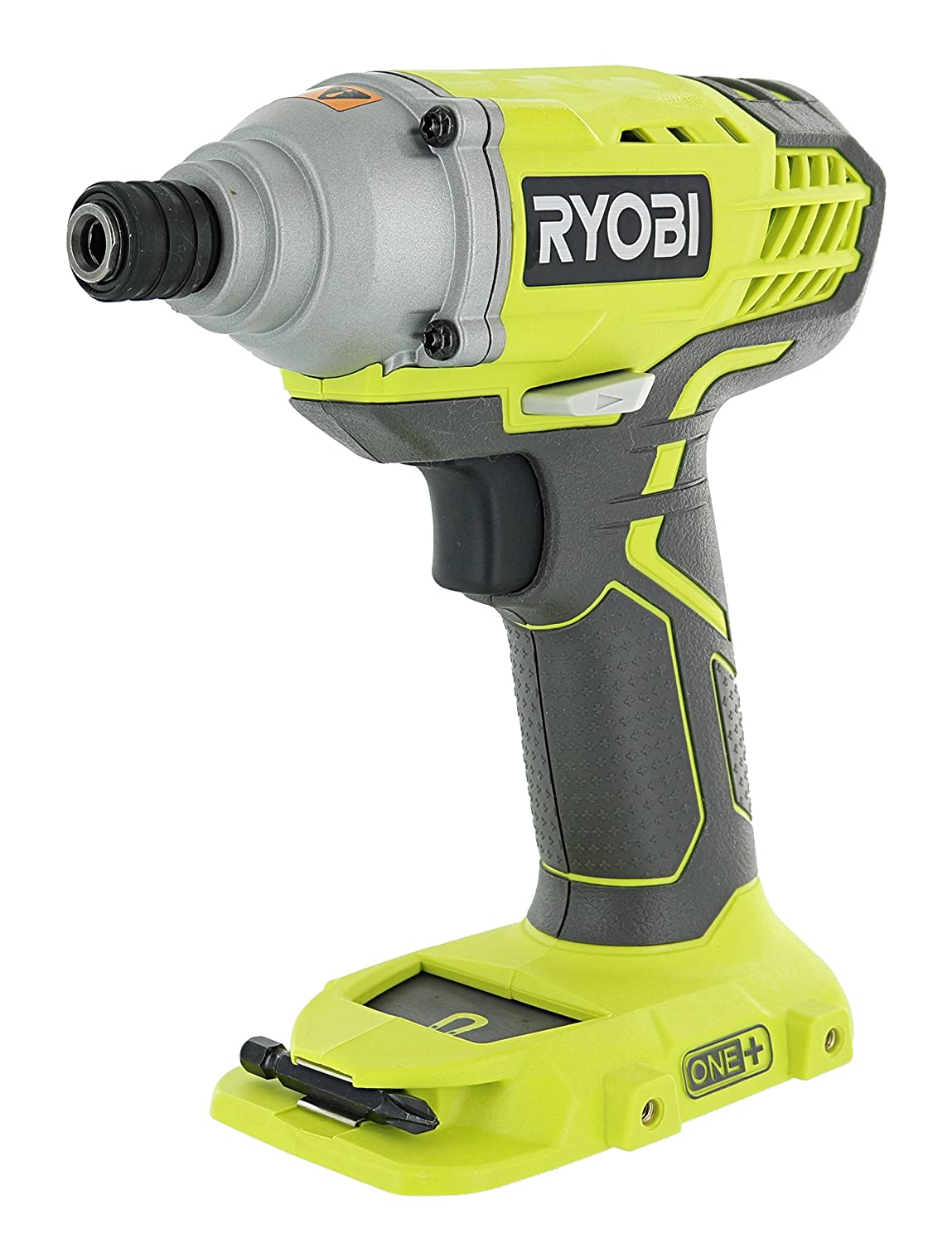 18 Volt Lithium Ion Impact Driver with 1,600 Pounds of Torque Ryobi P235 1//4 Inch One Battery Not Included, Power Tool Only