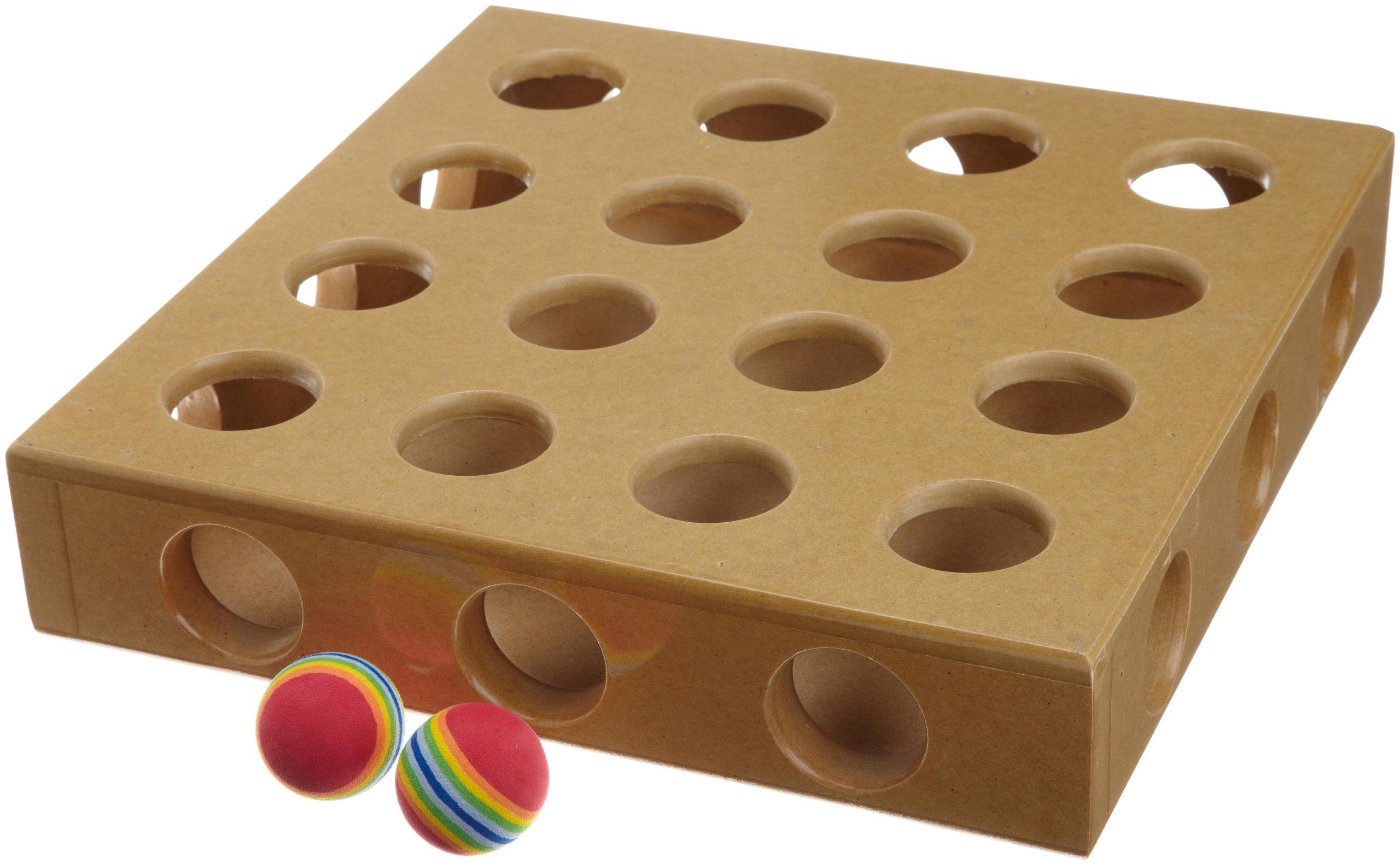 SmartCat 3833 Peek-a-Prize Pet Toy Box by SmartCat