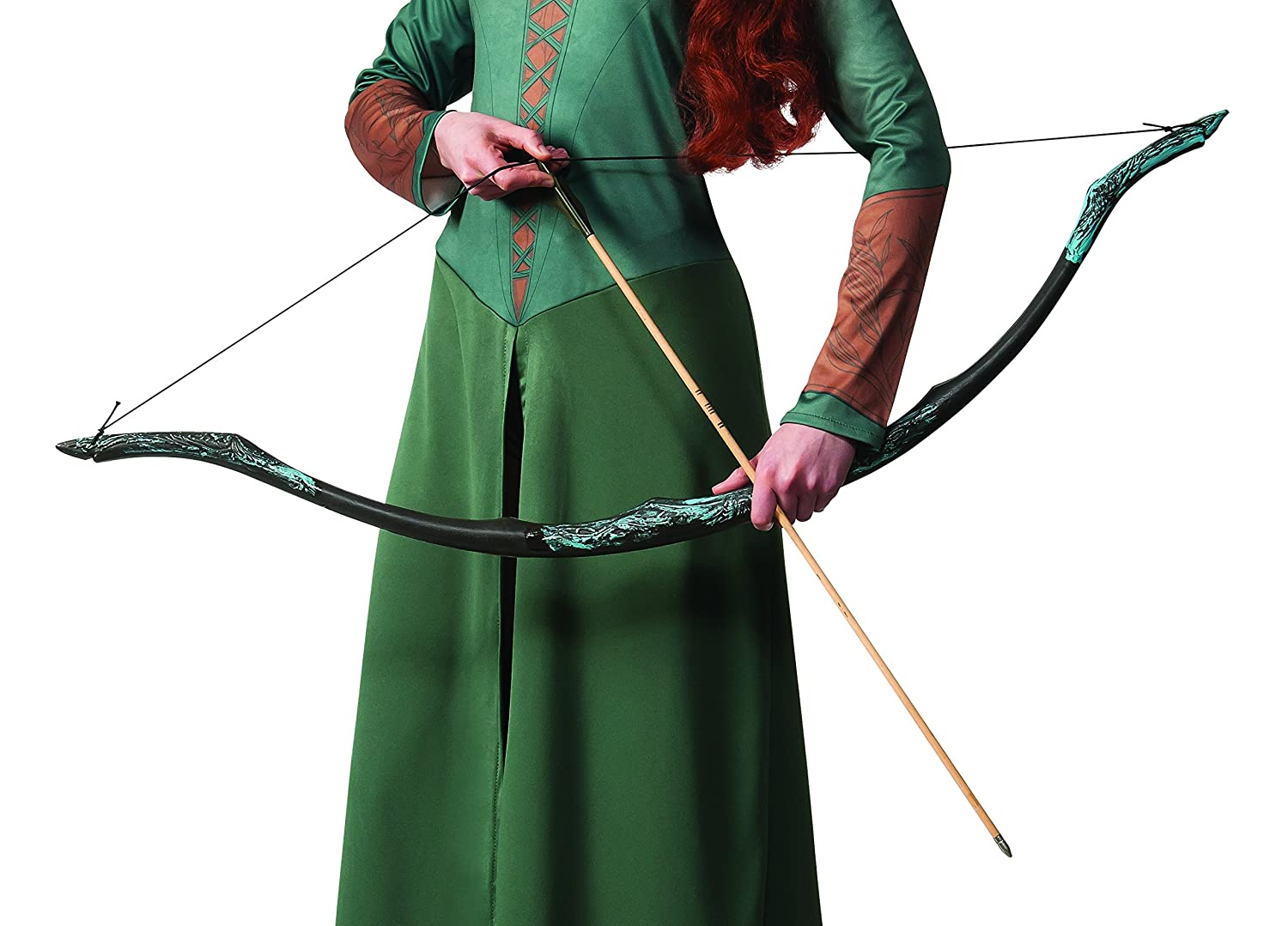 Rubie's Costume Men's Lord Of The Rings Accessory Legolas Bow and Arrow