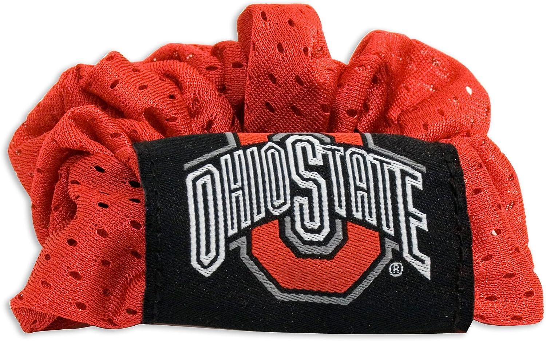 NCAA Ohio State Buckeyes Hair Twist Band