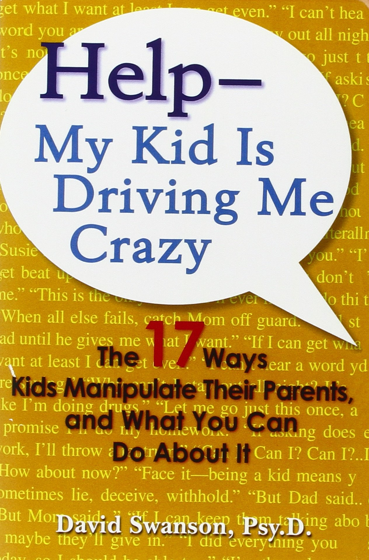 Help My Kid Driving Crazy Manipulate product image