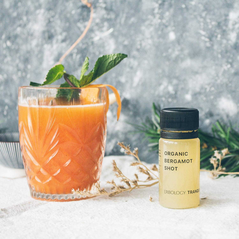 Disparos orgánicos de bergamota: Amazon.com: Grocery ...