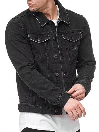 Jeansjacke stehkragen herren