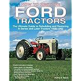FORD FARM TRACTOR N SERIES FORDSON FORD FERGUSON 1914--1954