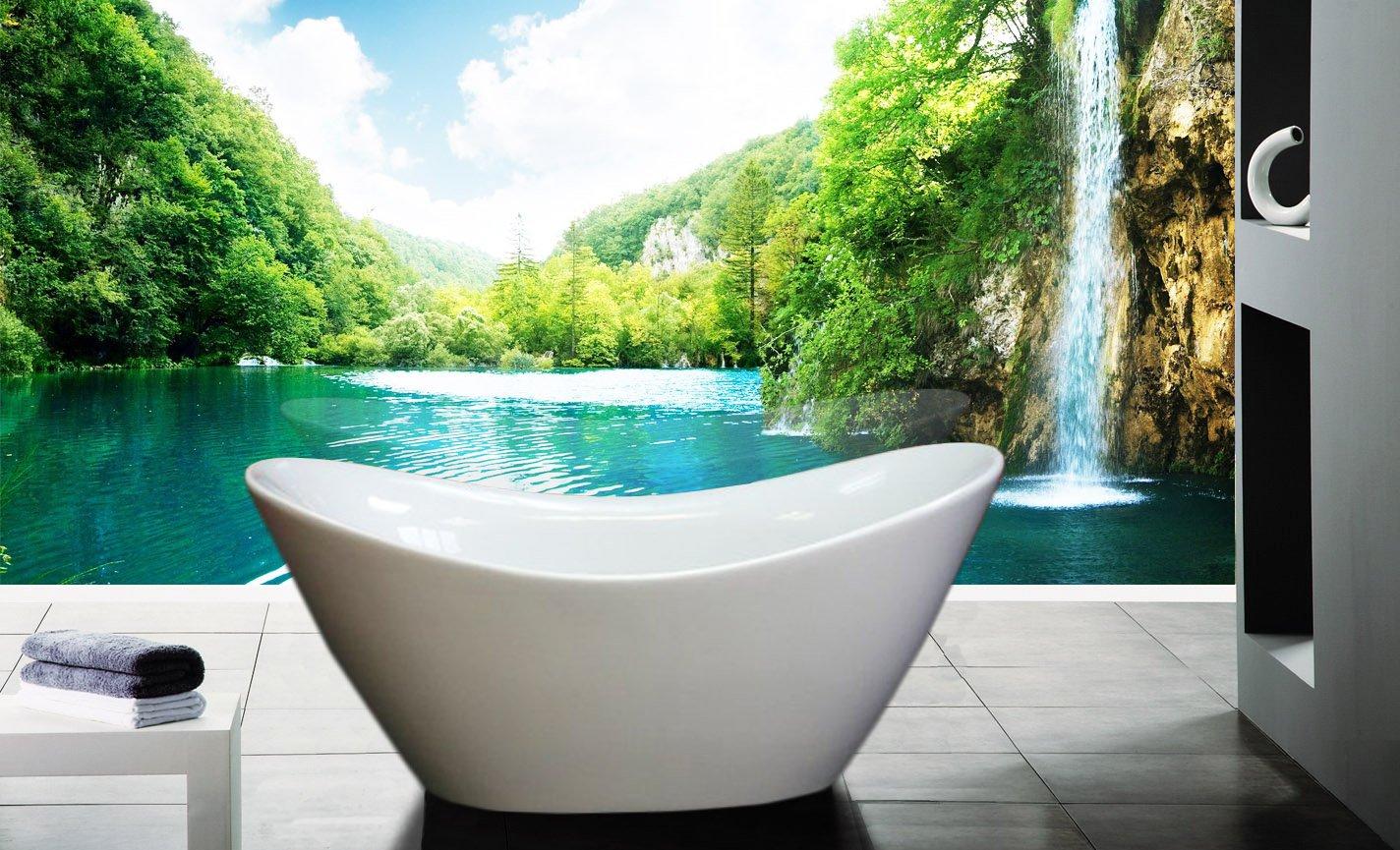 AKDY F210 Free Standing Acrylic Bathtub