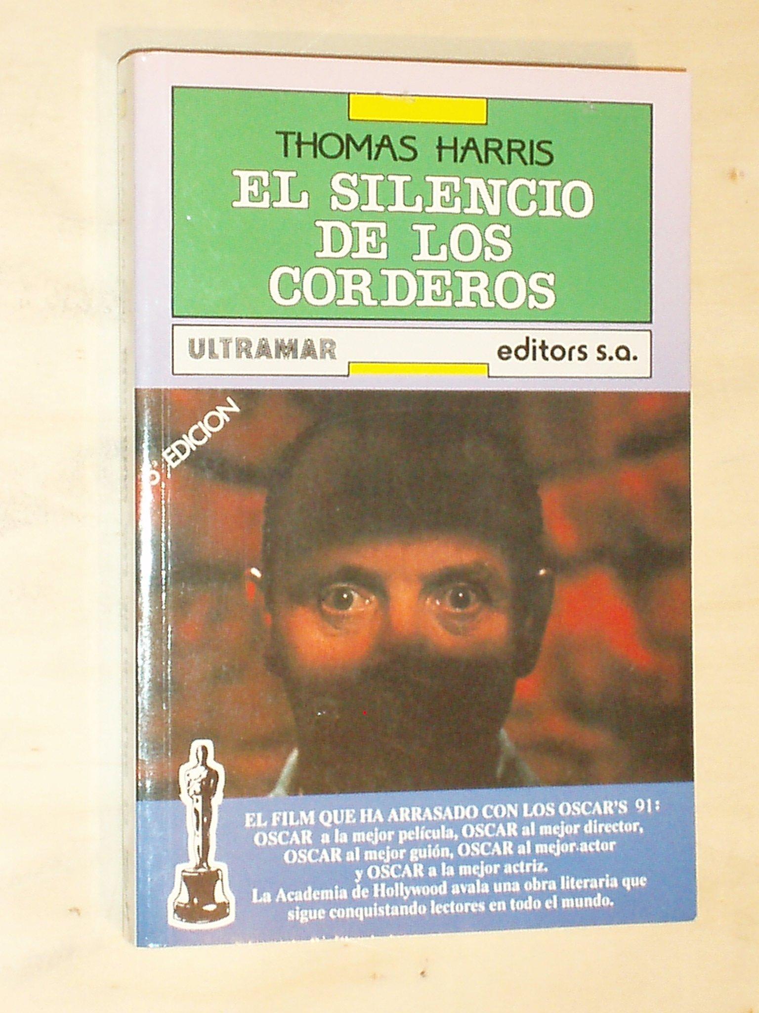 Silencio de los corderos, el: Amazon.es: Harris Thomas: Libros