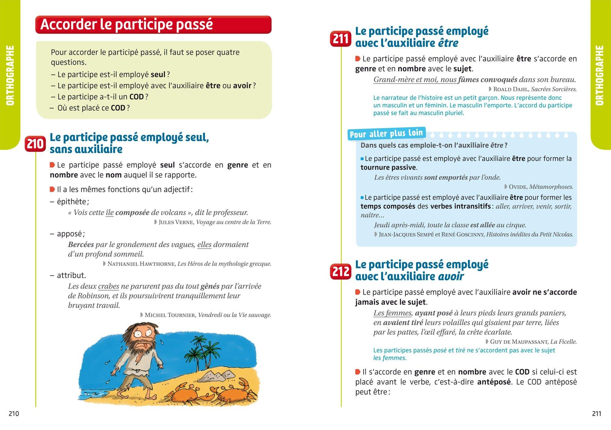Amazon Fr Bescherelle Francais College 6 5e 4e 3e Grammaire