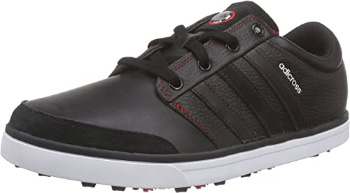 2014 Adidas Adicross Gripmore Waterproof Golf Shoes Black/Running ...