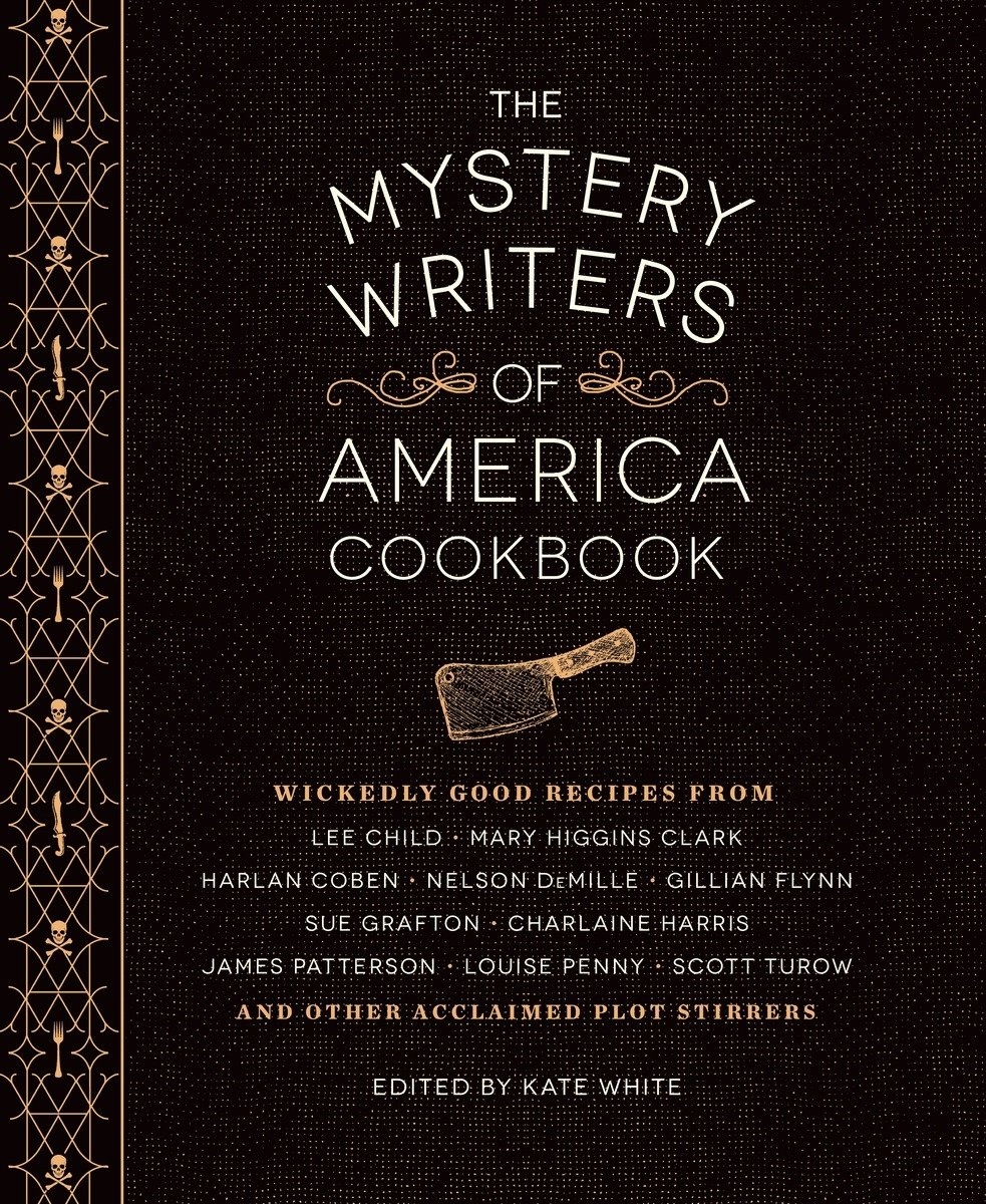 Mystery Writers America Cookbook Wickedly product image