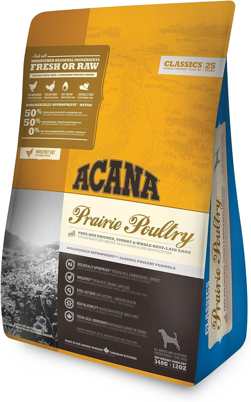 Classic Prairie & Poultry Acana 340 Gr