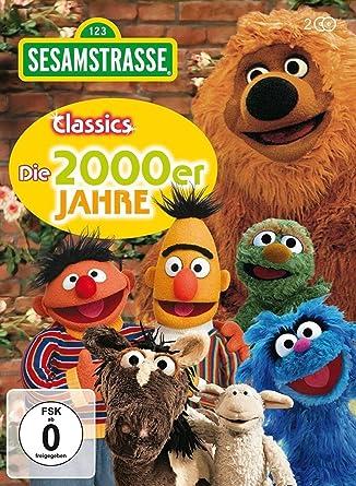 70b2259dab Sesamstrasse Classics - Die 2000er Jahre (DVD): Amazon.de: Marianne ...