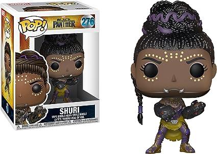 Black Panther Shuri Collectible Figure Funko Pop Marvel