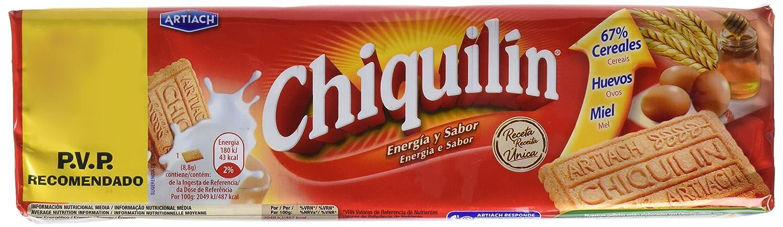 Artiach chiquilin 175gr. - [Pack de 4]: Amazon.es: Alimentación y bebidas
