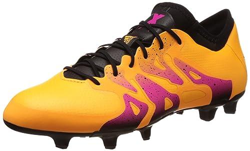 timeless design 3bd5d c1706 adidas X 15.1 FGAG, Botas de fútbol para Hombre Amazon.es Zapatos y  complementos