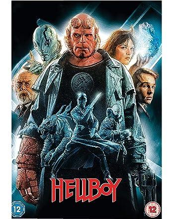 Hellboy [Reino Unido] [DVD]: Amazon.es: Ron Perlman, Selma ...