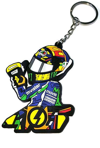 Valentino Rossi llavero oficial 2018 Super valenten. Numero ...