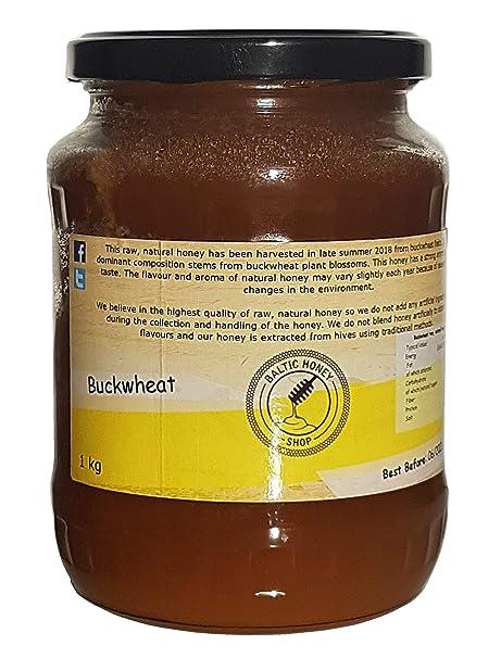 Miel Pura y Natural 1 kg (Alforfón)