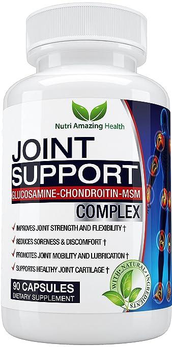 Solgar Glucosamine MSM Complex 60 Tabletten (vegan)