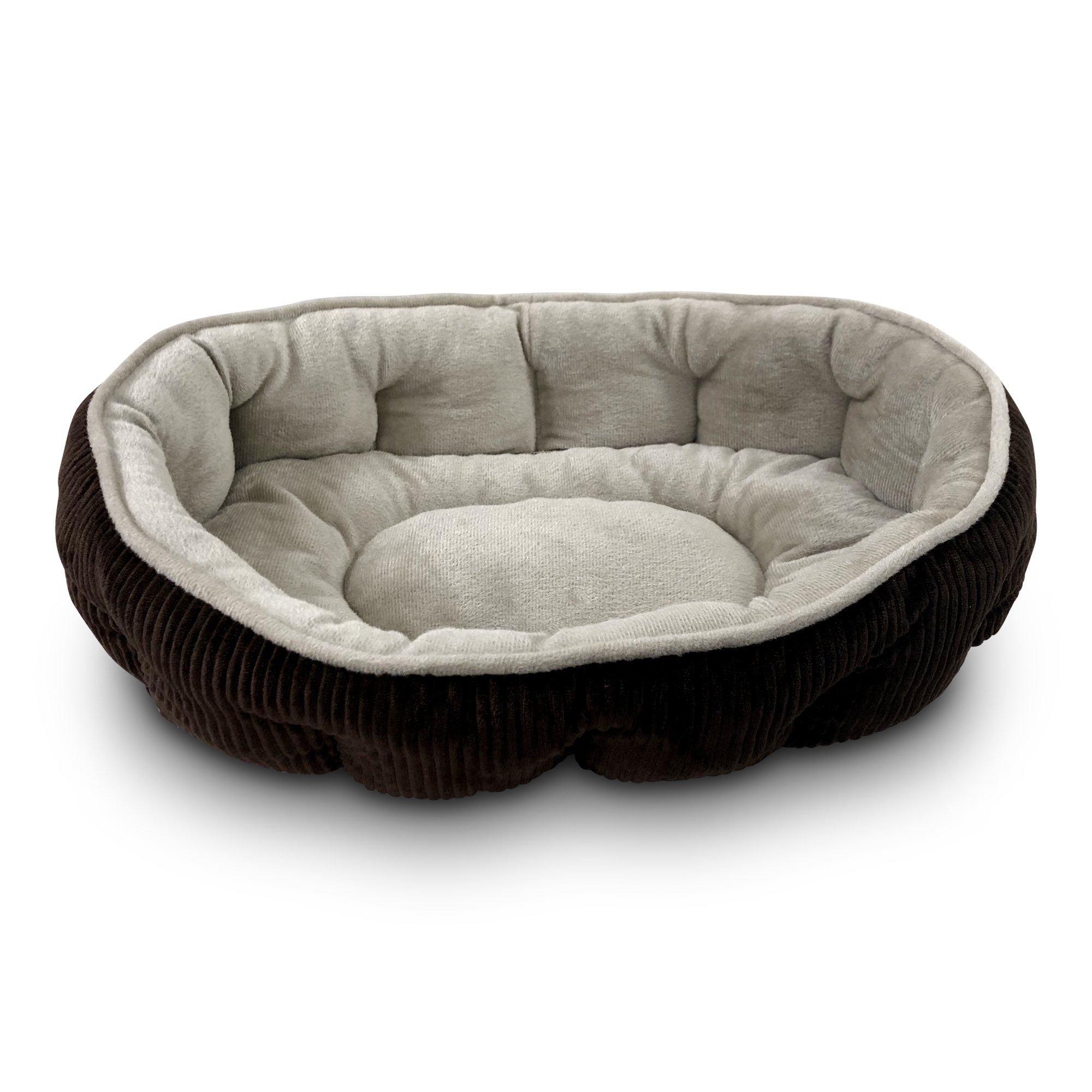 Pet Craft Supply Simple Sleeper Premium Comfy Cat Bed Catnip Pouch