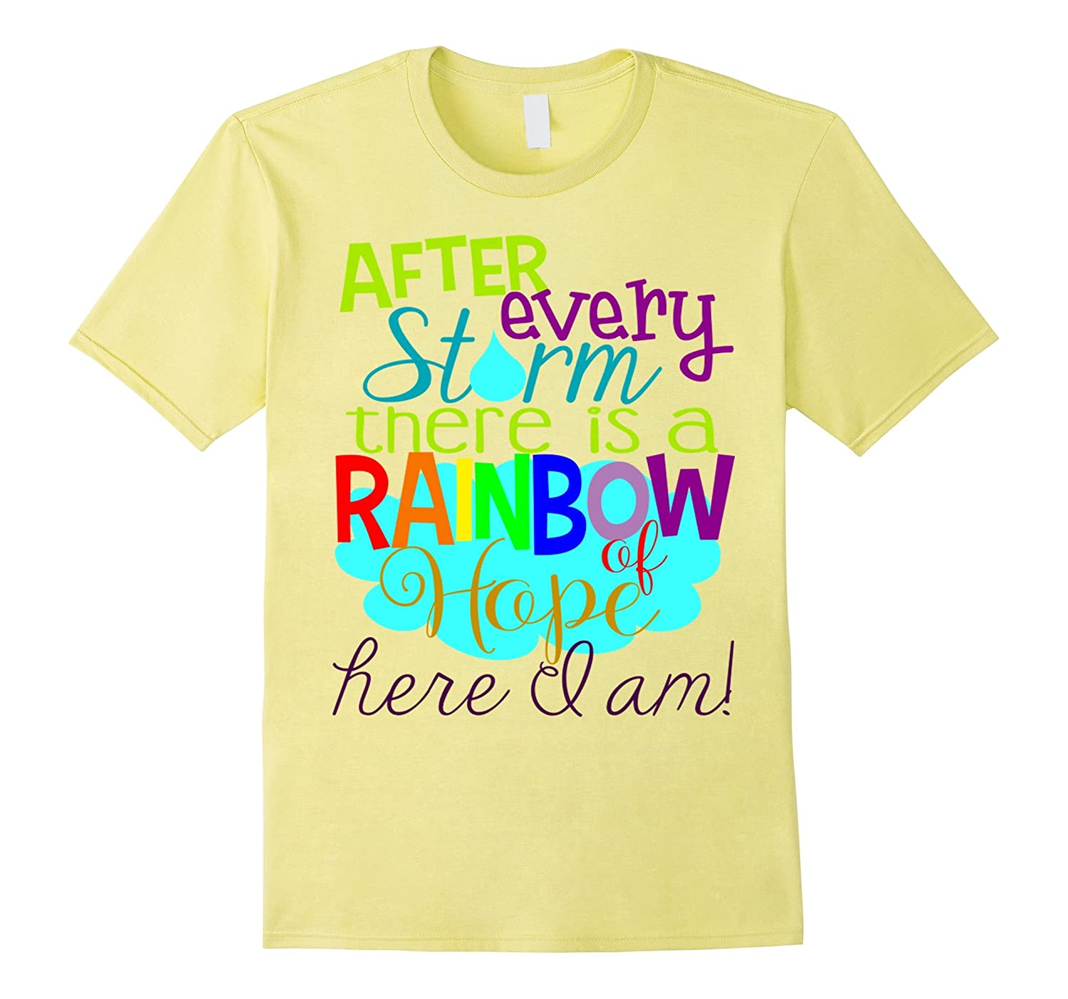 5db9e9f11c110 Rainbow Baby Shirt Pregnancy Son Daughter Maternity Mom Gift-Vaci