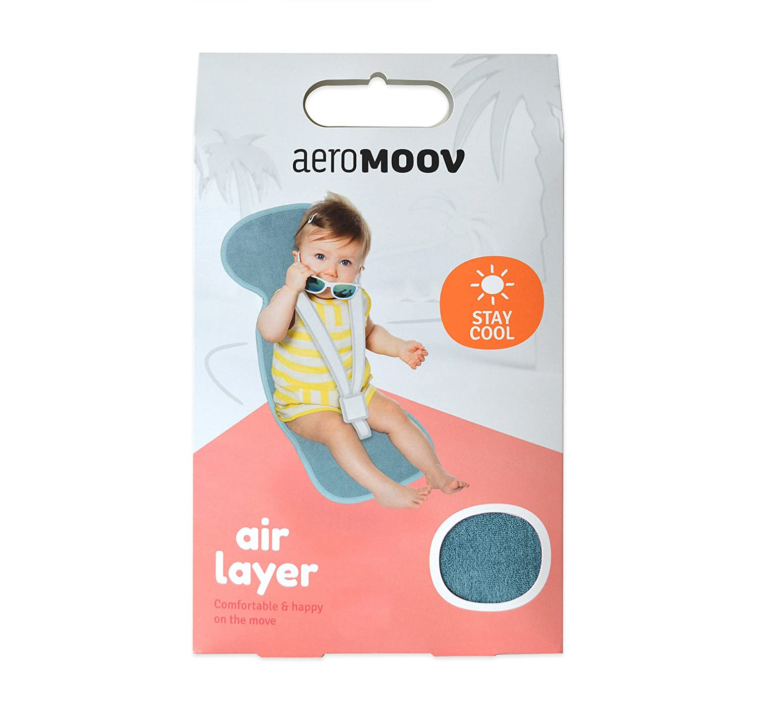AeroMoov Air Layer Si/ège Auto Assise Anthracite