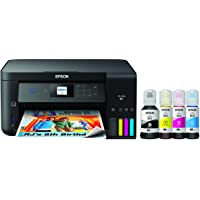 $276 » Epson EcoTank ET-2750 Wireless Color All-in-One Cartridge-Free Supertank Printer with…