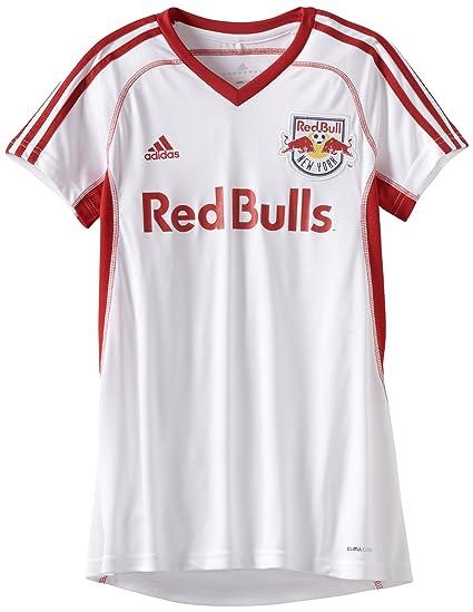 save off ab61e 4258f Amazon.com : adidas MLS New York Red Bulls Women's Replica ...