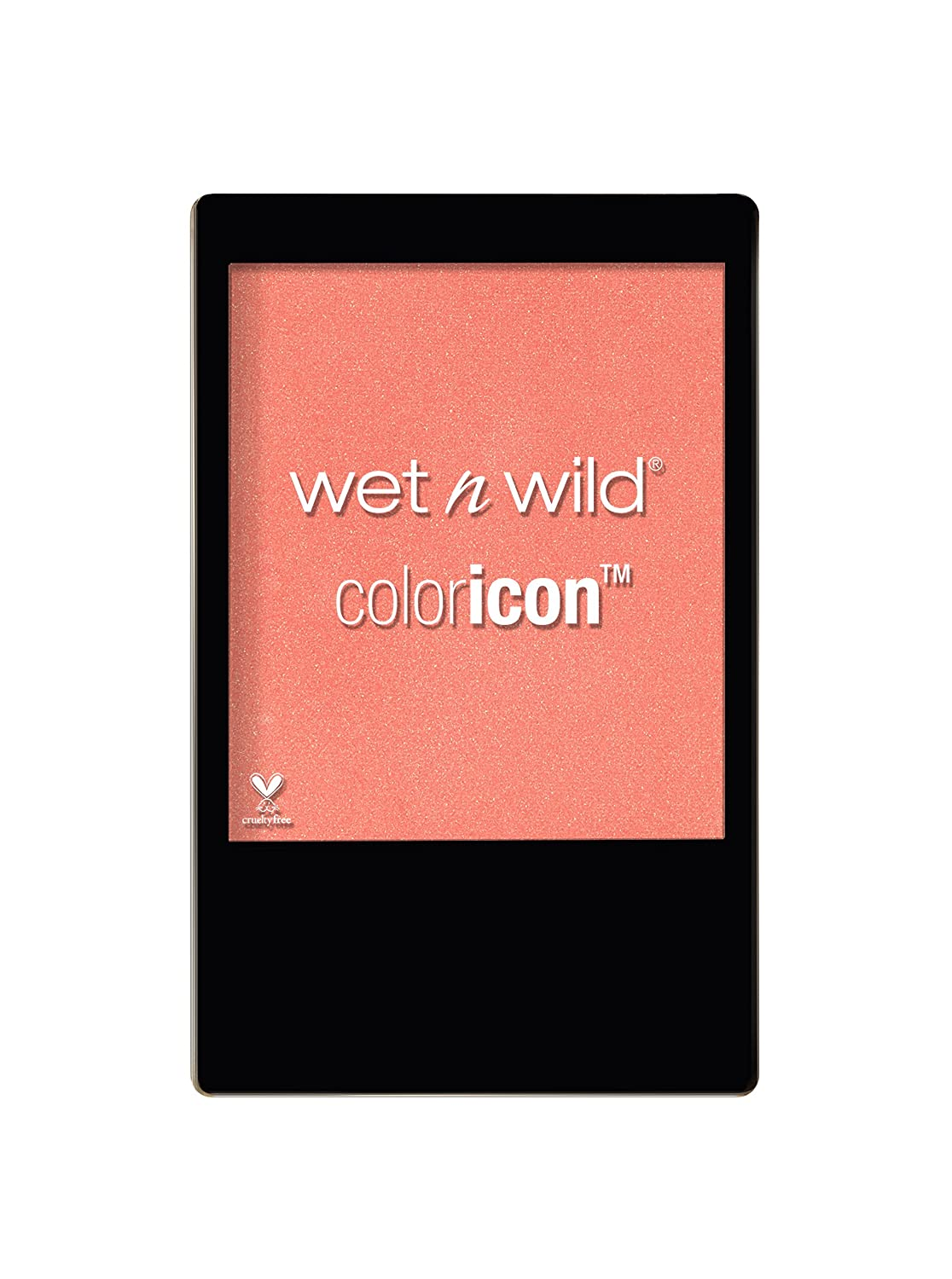 wet n wild Color Icon Blush, Pearlescent Pink, 0.206 Ounce