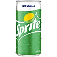 Sprite No Sugar 8 Pack 200mL
