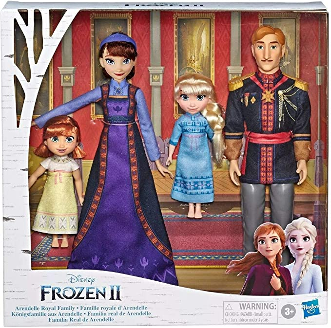 Brand New Disney World Exclusive Frozen 2 Nesting Dolls set of 4 LE