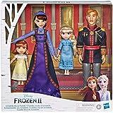 Disney Frozen 2 Arendelle Royal Family 4 Doll Set