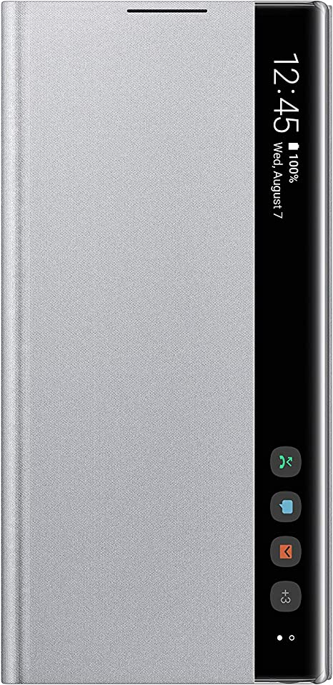 cover samsung clear view