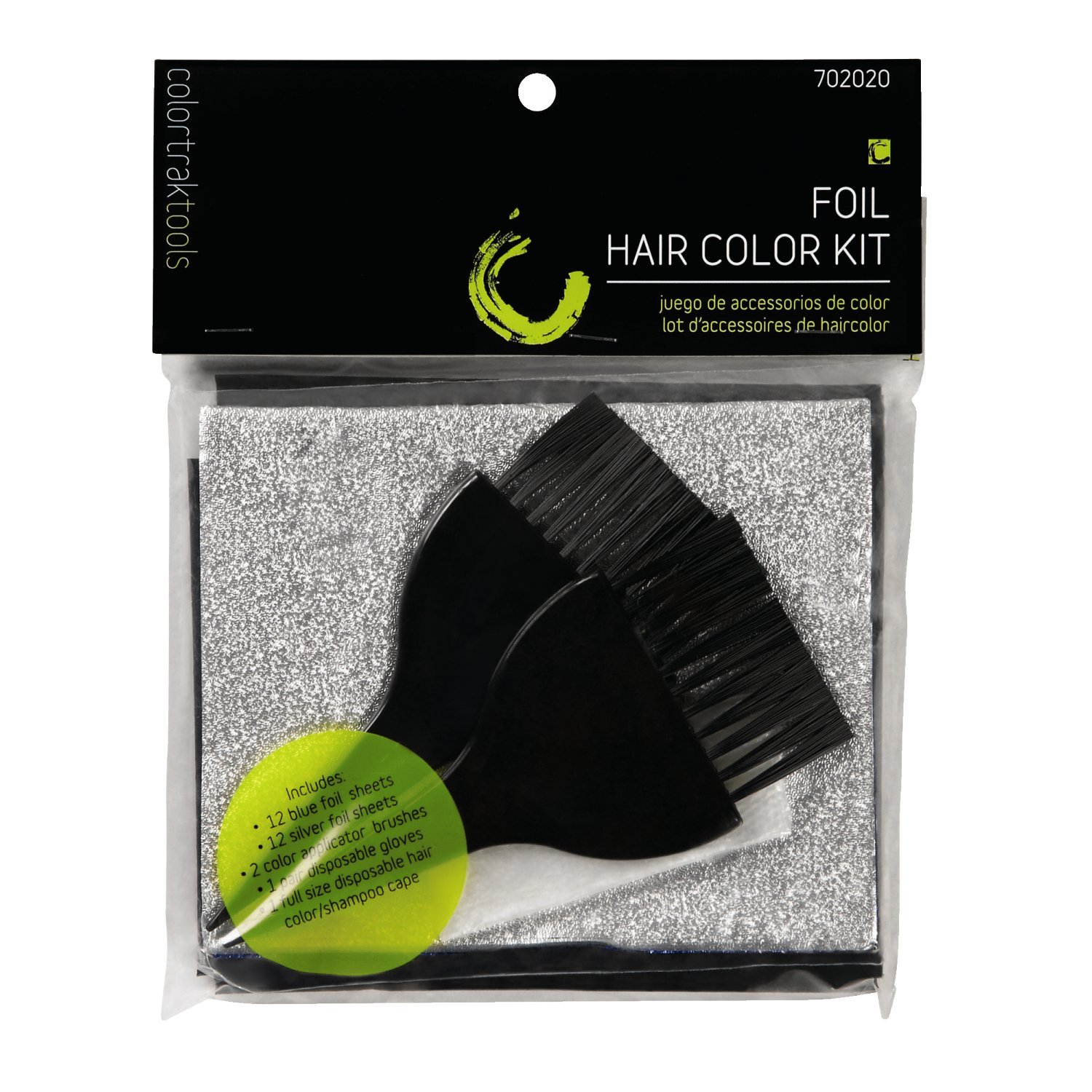 Color Trak Tools Foil Hair Color Kit